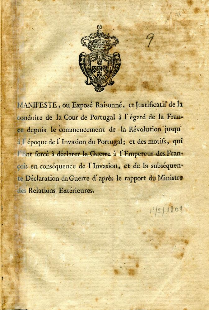 Capa do Livro Manifeste